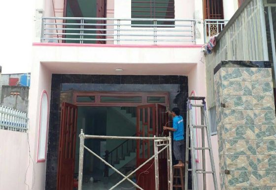 Công trình Sửa chữa nhà của chị Mỹ Anh đường Nguyễn Oanh, quận Gò Vấp