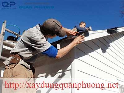 Dịch vụ sửa chữa nhà chuyên nghiệp tại Quận 5