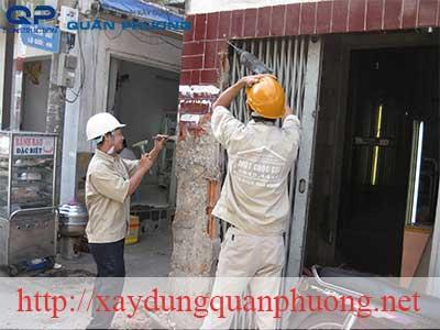 dịch vụ sửa chữa nhà chuyên nghiệp quận Bình Tân