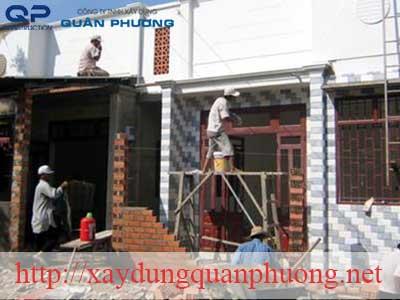 Dịch vụ sửa chữa nhà chuyên nghiệp tại Quận Gò Vấp