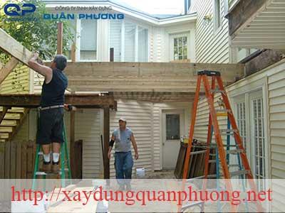 sửa chữa nhà chuyên nghiệp tại Quận Bình Thạnh