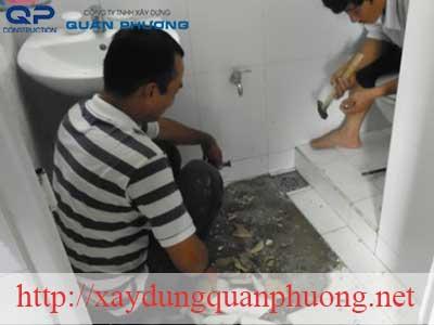 Dịch vụ sửa chữa nhà chuyên nghiệp tại huyện Hóc Môn